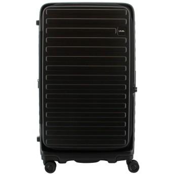 [ロジェール] スーツケース 100L 76.5cm 4.9kg ブラック