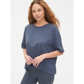 Gap オーバーサイズ クルーネックTシャツ