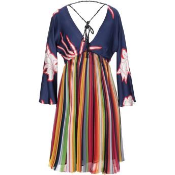 《セール開催中》PINKO レディース ミニワンピース&ドレス ブルー 40 レーヨン 100% / ポリエステル