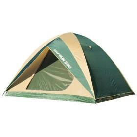 送料無料 5-6人用 キャプテンスタッグ メンズ レディース プレーナドームテント キャリーバッグ付 アウトドア用品 テント キャンプ ドーム型 M3102