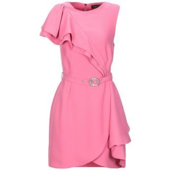 《セール開催中》NORA BARTH レディース ミニワンピース&ドレス ピンク 40 ポリエステル 100%