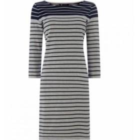 クルークロッシングカンパニー Crew Clothing Company レディース ワンピース ワンピース・ドレス breton dress Multi Coloured