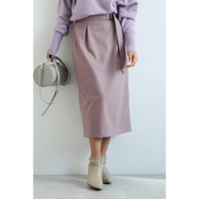 (FREE'S MART/フリーズマート)◆コクーンタックナロースカート/レディース ピンク