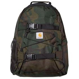 カーハート ワークインプログレス CARHARTT WIP キックフリップ バックパック Kickflip Backpack 防水加工 カモエバーグリーン