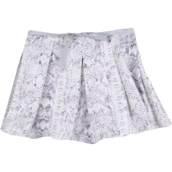 《セール開催中》MISS GRANT ガールズ 9-16 歳 スカート ホワイト 9 ポリエステル 96% / ポリウレタン 4%