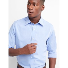 Gap ノンアイロン スリムフィットシャツ