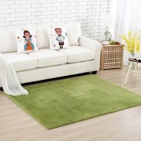 @プチコット ソリッドカラーカーペット、子供用クローリングブランケットシンプルなベッドサイドブランケットカスタマイズ可能なベッドルームリビングルームカーペット ( 色 : A , サイズ さいず : 150180cm )