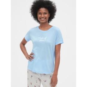 Gap フォーエバーグラフィックTシャツ