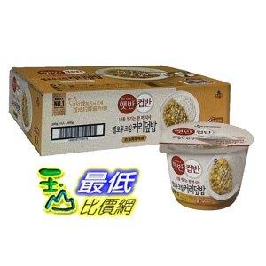 [COSCO代購] W613553 CJ 即食奶油黃咖哩飯 280公克 X 6入