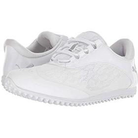 [プーマ] レディーススニーカー・靴・シューズ Summercat Sport White Silver/High-Rise (25cm) B - Medium [並行輸入品]