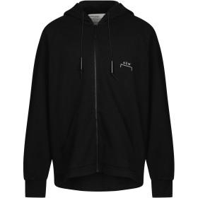 《セール開催中》A-COLD-WALL メンズ スウェットシャツ ブラック L コットン 100%