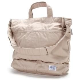 (Bag & Luggage SELECTION/カバンのセレクション)吉田カバン ポーター フェイバー トートバッグ マザーズバッグ 2WAY A4 PORTER 731-09670/ユニセックス ベージュ