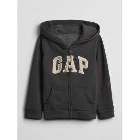 Gap ロゴ フーディー スウェットシャツ(フリース)
