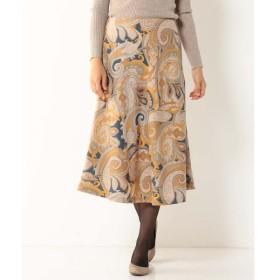 SCAPA / スキャパ ビエラペイズリースカート