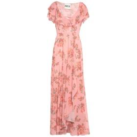 《期間限定セール開催中!》ANIYE BY レディース ロングワンピース&ドレス ピンク M ポリエステル 100%