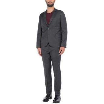 《セール開催中》PAUL SMITH メンズ スーツ ブラック 44 ウール 100%