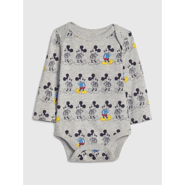 Gap babyGap Disney Mickey Mouse ボディシャツ