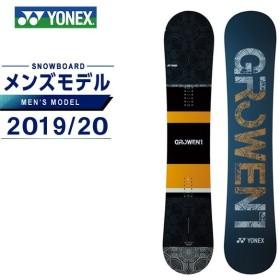 ヨネックス スノーボード 板 メンズ グロウエント GROWENT YONEX