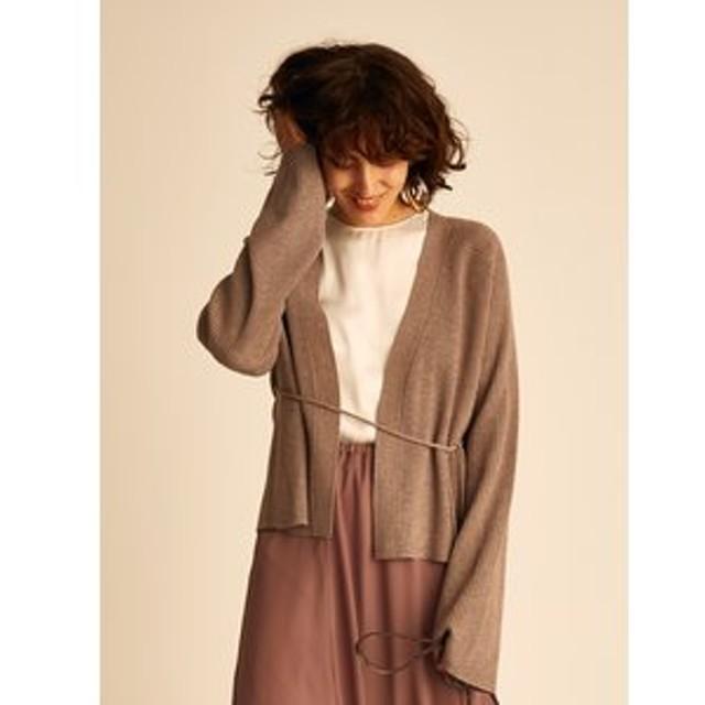 【SALE/送料無料】【Mila Owen:トップス】Tシャツライクサテントップス
