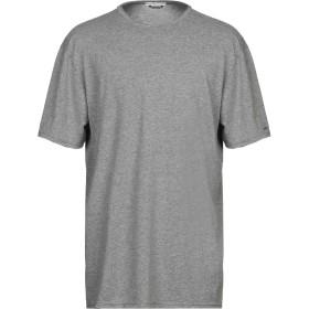 《セール開催中》GREY DANIELE ALESSANDRINI メンズ T シャツ グレー XXL コットン 100%