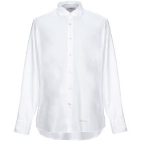 《セール開催中》TINTORIA MATTEI 954 メンズ シャツ ホワイト 39 コットン 100%