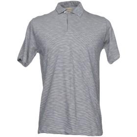 《セール開催中》KAOS メンズ ポロシャツ ブルー S コットン 100%
