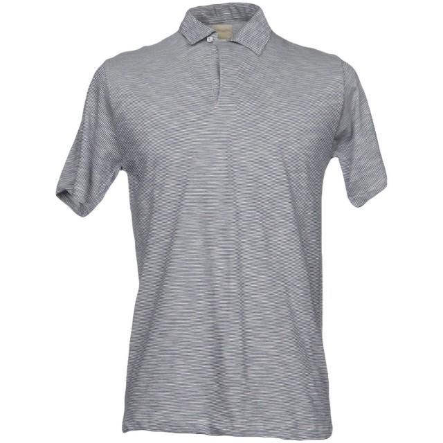 《期間限定セール開催中!》KAOS メンズ ポロシャツ ブルー S コットン 100%