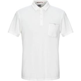《セール開催中》C.P. COMPANY メンズ ポロシャツ ホワイト S マココットン 100%