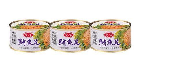 愛之味鮪魚片185g*6罐 【合迷雅好物商城】