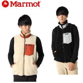マーモット Marmot  ベストジャケット メンズ Sheep Fleece Vest  シープフリースベスト TOMOJL39