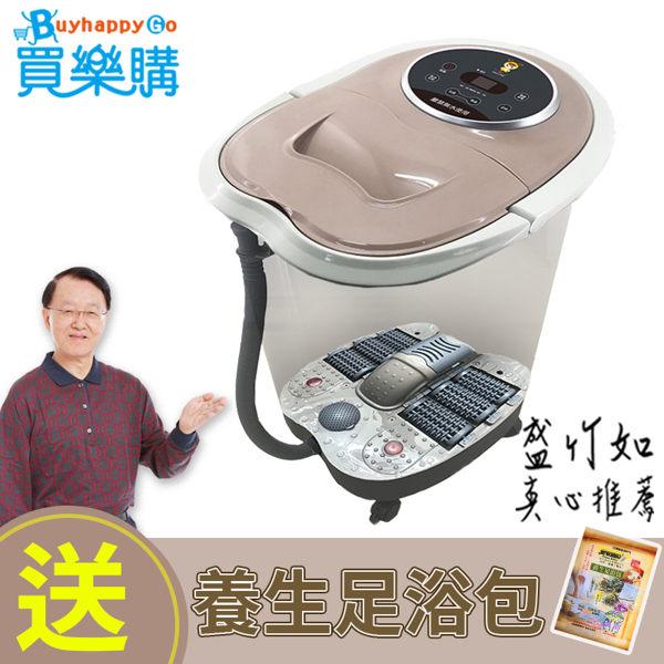 恆溫智能溫控 可自調整溫度36~50度n 電動滾輪 附遙控n超高桶身 內桶高度35公分 可泡到小腿