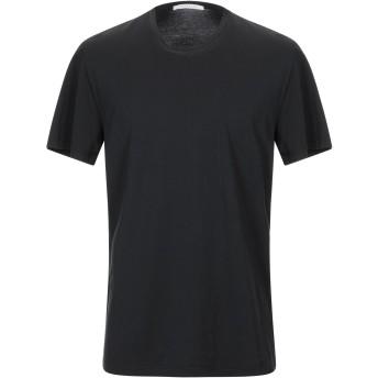 《セール開催中》LOW BRAND メンズ T シャツ ブラック 3 コットン 100%