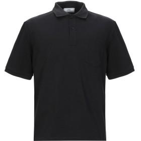 《セール開催中》AMI ALEXANDRE MATTIUSSI メンズ ポロシャツ ブラック XS コットン 100%