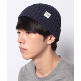 (nano・universe/ナノ・ユニバース)【Racal】Standard knit cap/メンズ ネイビー