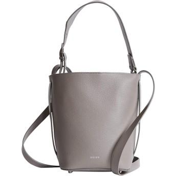 [レイス] レディース ハンドバッグ Reiss Hudson Mini Leather Bucket Bag [並行輸入品]