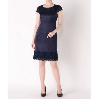 レンタルNo.128 ドレス(R6802005) ネイビー【三越・伊勢丹/公式】