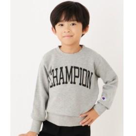 [マルイ]【セール】【100-140cm】Champion コットン裏毛プルオーバー/ハッシュアッシュ(キッズ)(HusHusH Kids)