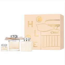 Chloe 克羅埃 女性淡香精禮盒 淡香精75ml+身體乳100ml+小香5ml