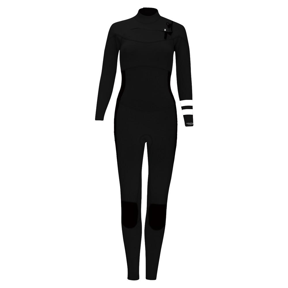 Hurley W 3.2 ADVTG PLUS FULL LS BLACK 防寒衣-302-(女)