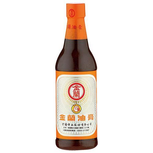 ★超值2件組★金蘭醬油膏590ml【愛買】