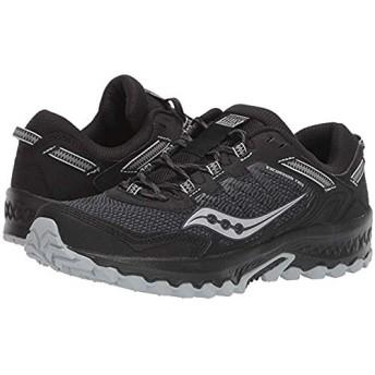 [サッカニー] レディーススニーカー・靴・シューズ Versafoam Excursion TR13 Black 25.5cm B - Medium [並行輸入品]