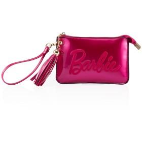 Barbie バービー パーティーシリーズ ポリエステル 防水 クラッチバッグ パーティーバッグ レディースバッグ