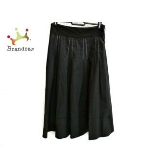 ピッコーネ PICONE スカート サイズ38 S レディース 黒×白   スペシャル特価 20200108
