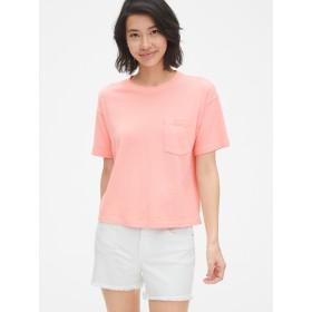 Gap 半袖クルーネック ポケットTシャツ