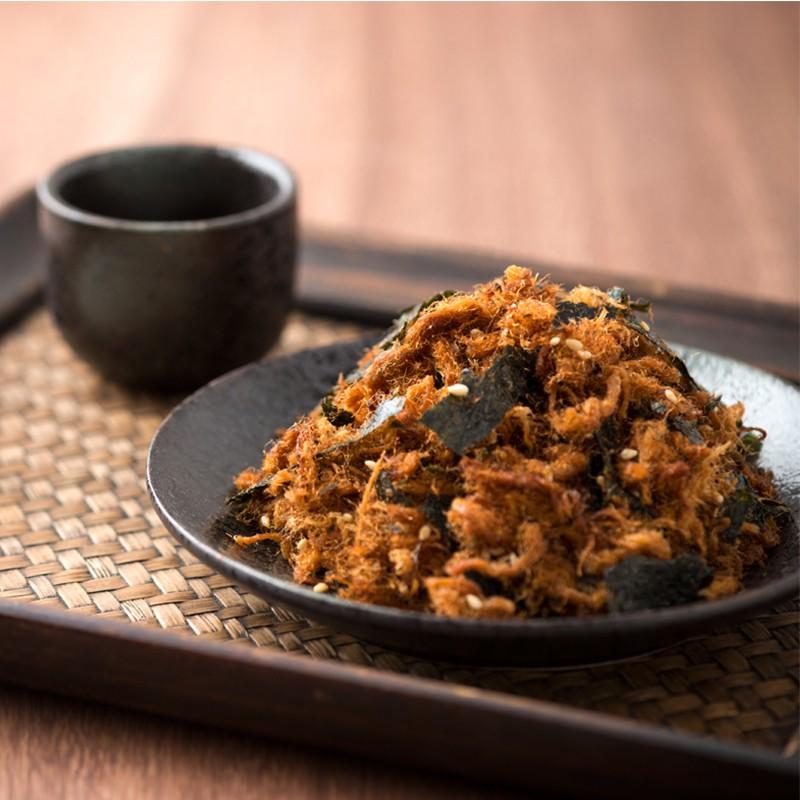 維豐肉鬆-海苔肉鬆175g