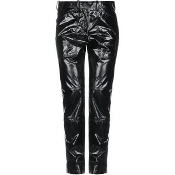 《セール開催中》N°21 レディース パンツ ブラック 40 シルク 100% / ポリウレタン