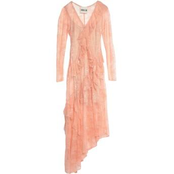 《セール開催中》ANIYE BY レディース 7分丈ワンピース・ドレス ピンク XS ナイロン 100%