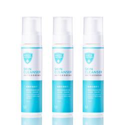 白因子 隨身必備組(肌膚清潔防護液100mlX3)