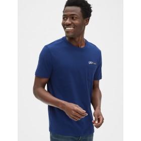 Gap Gap オリジナルロゴ ポケットTシャツ