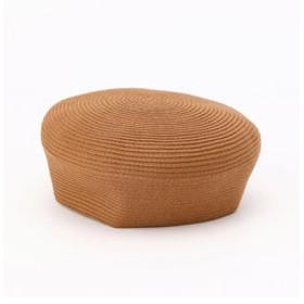 【COMME CA ISM:帽子】ウォッシャブル ベレー帽(ONIGIRI)